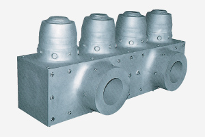 Main steam control valve (CV)